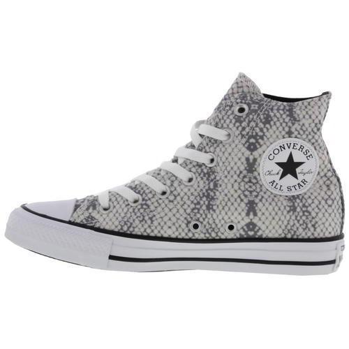 sport gris toile Chuck blanc 8 Taylor haute de de froid Star Chaussures en femmes All 4 taille pour taille Converse BUqWYY