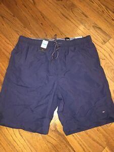 tommy hilfiger big and tall swim trunks