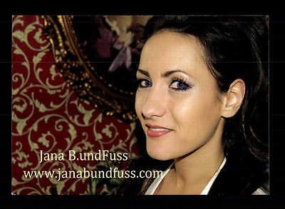 Jana Bach Video