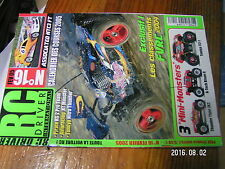 1?µ µ? Revue RC Driver n°16 Dragster thermique XT Monster Tamiya TLT-1 Pirate RS
