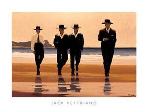 Image Is Loading Jack Vettriano Billy Boys Print Art Poster Men