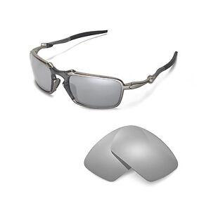 7c50c2e1fbc Image is loading New-Walleva-Polarized-Titanium-Replacement-Lenses-For- Oakley-
