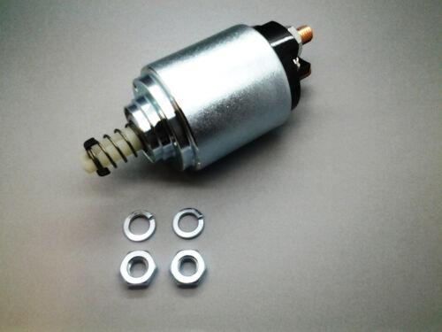 MONARK contacteur pour Bosch 12v 2,5 /& 4 CH starter démarreur solenoid switch