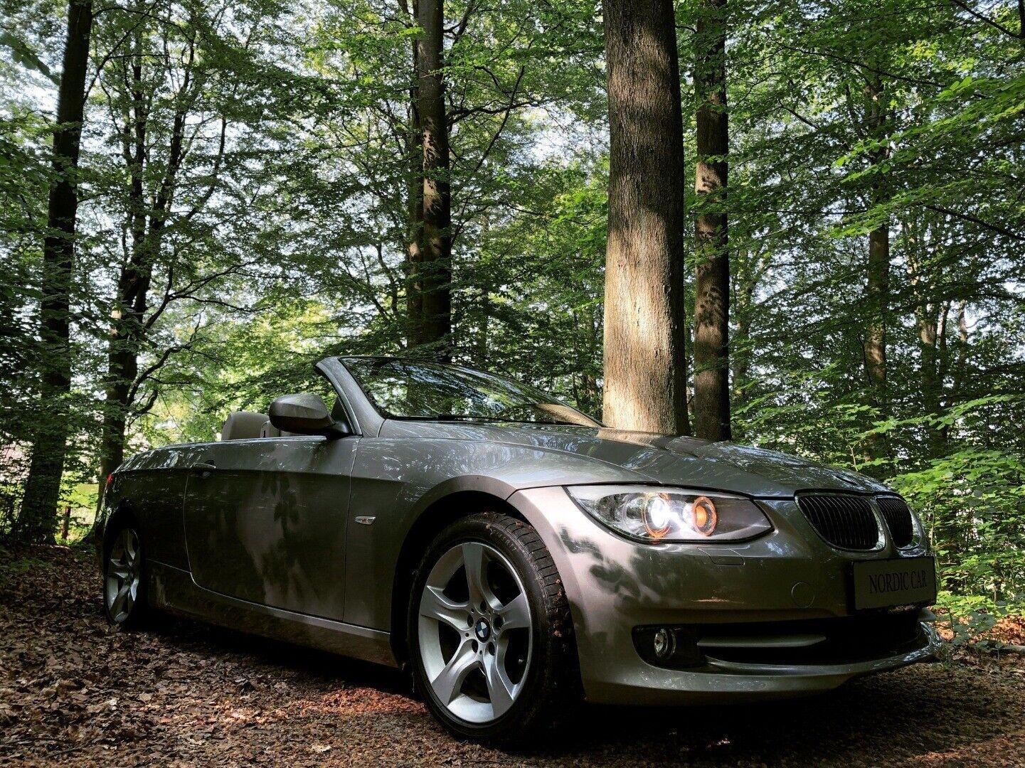 BMW 325i 3,0 Cabriolet Steptr. 2d - 2.000 kr.