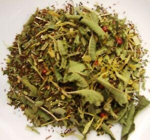 Rooibos-Limon-arbol-verde-bio-el-100-gr