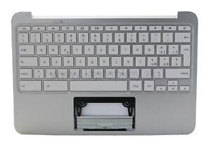 OEM-Palmrest-with-keyboard-Italiana-HP-Chromebook-11-G2-G3-G4-HPX40-IT-P