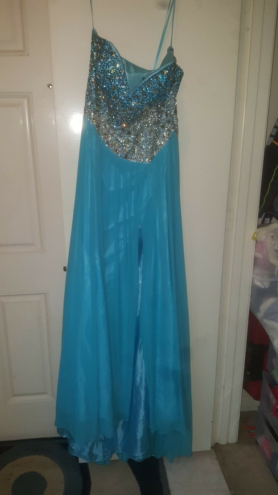 Formal dresses size 12 juniors (only wore wore wore 1 time) 58dffa