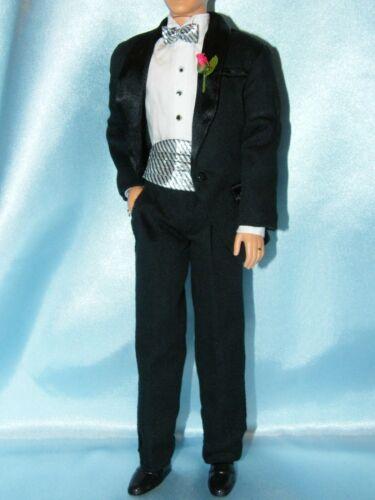 Ken Tuxedo Evening Formal Wear Fashion ~ Newly Unboxed  ~ Free U.S.Ship