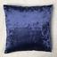 Handmade-Crushed-Velvet-Cushion-Cover-Sofa-Pillow-Case-Various-Sizes-Available thumbnail 7