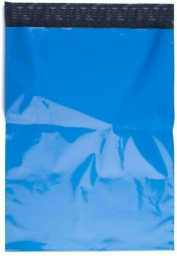 Poly Mailers 2MIL Blue Shipping Mailing Bags 100 6 x 9