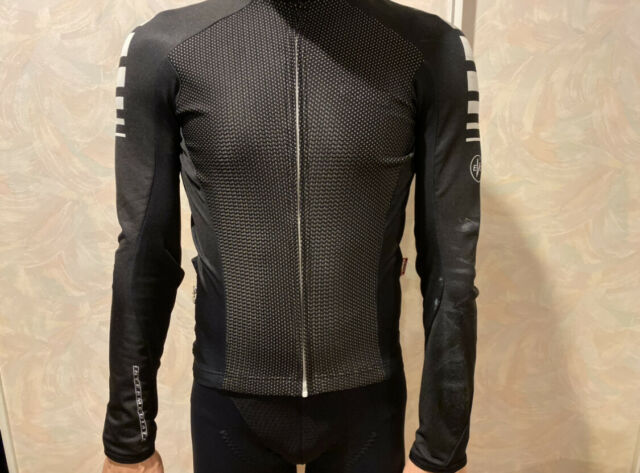 Brand New Skins Compression C400 Full Zip Thermal Cycling Jersey Size L