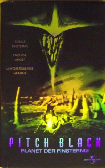 Pitch Black - Planet der Finsternis * KULT  Film * Top Zustand !!!! Geheimtip !!