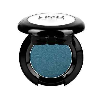 1 NYX Hot Singles Eye Shadow HS49 Turnt Up ( Bright matte blue ) New & Sealed