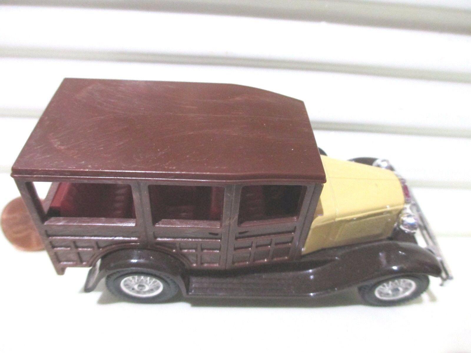 venta de ofertas Matchbox Yesteryear Yesteryear Yesteryear preproducción Y21 1930 Modelo A Ford no y   sin fecha Marrón Techo  venta directa de fábrica