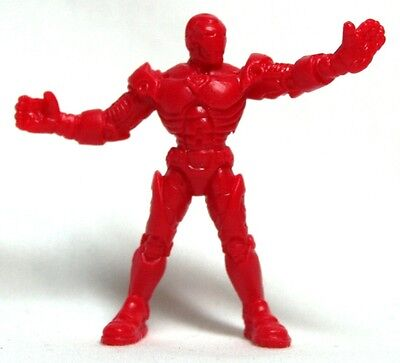 Hasbro Marvel Handful of Heroes Wave 1 Spider-Man B Standing Solid Red