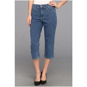 Not Ariel Your Maryland Wash Jeans 4 Crop Daughters Capri Nydj Rhinestone n1a5xqwqI