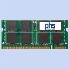 4GB RAM DDR2 passend für Medion Akoya P6612 (MD97110) SO DIMM 800MHz Notebook-