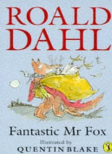 1 of 1 - Fantastic Mr. Fox By  Roald Dahl, Quentin Blake. 9780140382518