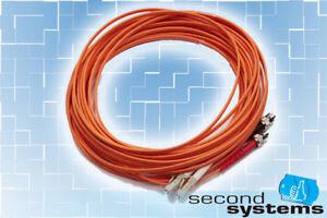 Nouveau-Efb-Electronique-10-M-LWL-Cable-duplex-LC-ST-62-5-125-om1-o0371-10