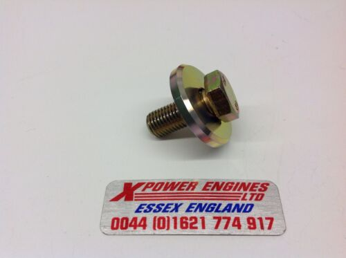 FORD CVH CAM PULLEY BOLT AND WASHER RS TURBO ESCORT FIESTA  ORION XR3I S1 S2