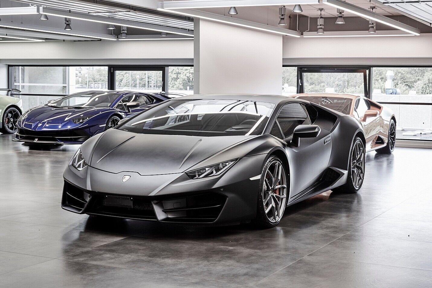 Lamborghini Huracan 5,2 LP580-2 2d