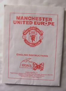 59979-Instruction-Booklet-Manchester-United-Europe-Commodore-Amiga-1993