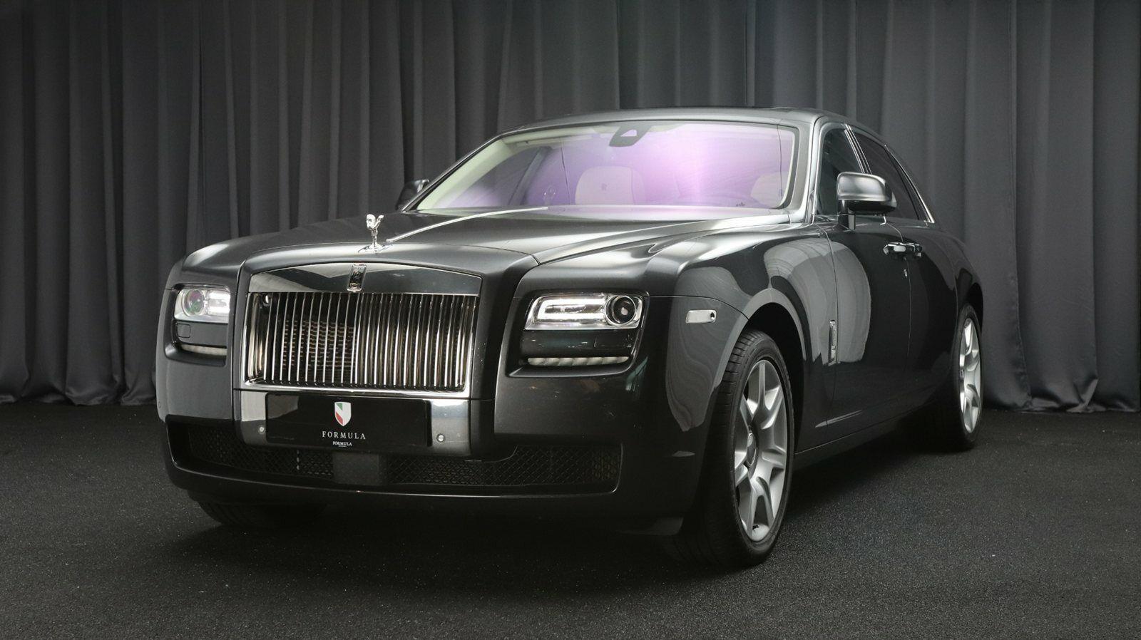 Rolls Royce Ghost 6,6 aut. 4d