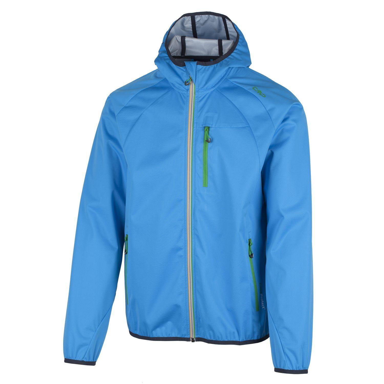 CMP Softshell Giacca Funzione Giacca Giacca vento blu ClimaProtect ® facilmente