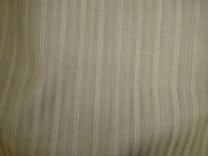 4-44-yd-HOLLAND-SHERRY-WOOL-Cashmere-FABRIC-Capitana-8-oz-SUITING-Taupe-160-034-BTP