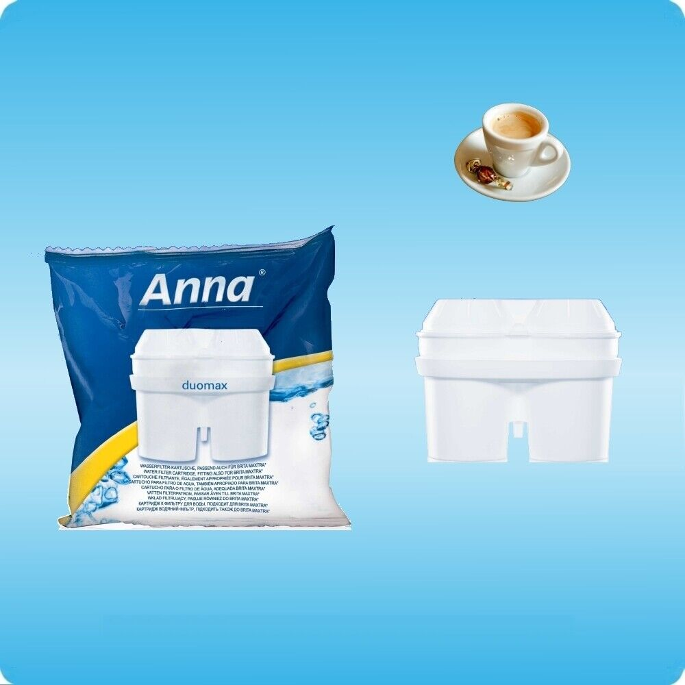 22 Anna Duomax Cartouches Pour Brita Maxtra BWT PearlCo UNIMAX adapté + Zaini's