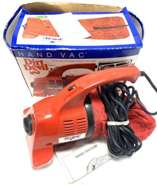 4 Dirt Devil Hand Vacuum Model 103 Belts