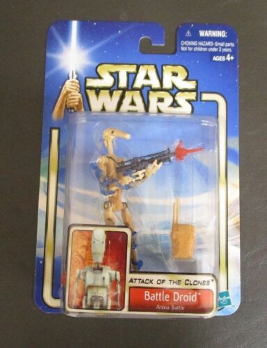 Battle Droid Arena Battle 2002 STAR WARS The Saga Collection MOC #11