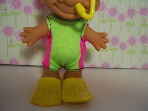 "SNORKELER 5/"" Russ Doll NEW IN ORIGINAL WRAPPER SCUBA DIVER SNORKELING"