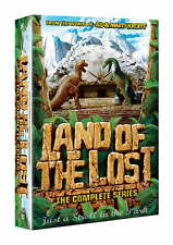 Land of the Lost Sid & Mary Krofft Complete Series Seasons 1 2 3 DVD Box Set NEW