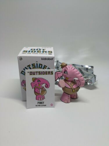Pinky Kidrobot Joe Ledbetter outsiders Mini Series