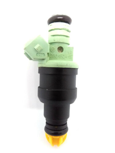 OEM 0280150415 Fuel Injector BOSCH 0 280 150 415 FOR 325i 325IS 525I 2.5L SINGLE