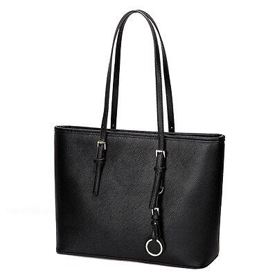 Classic Lady Women's Hobo Bag Tote Shoulder Messenger Handbag Bag Black