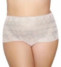 4300cf6391539 Ashley Graham Lingerie Gray Panty Thong Bottom Lace Size 2x for sale ...