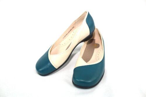Chaussure 189 foncé Pompes Femmes Gr Ours Sefora turquoise 5 37 zqwtd
