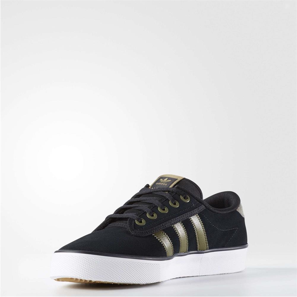 Adidas uomini kiel formatori occasionali allacciarsi le scarpe basse basse basse sintetiche 89aa95