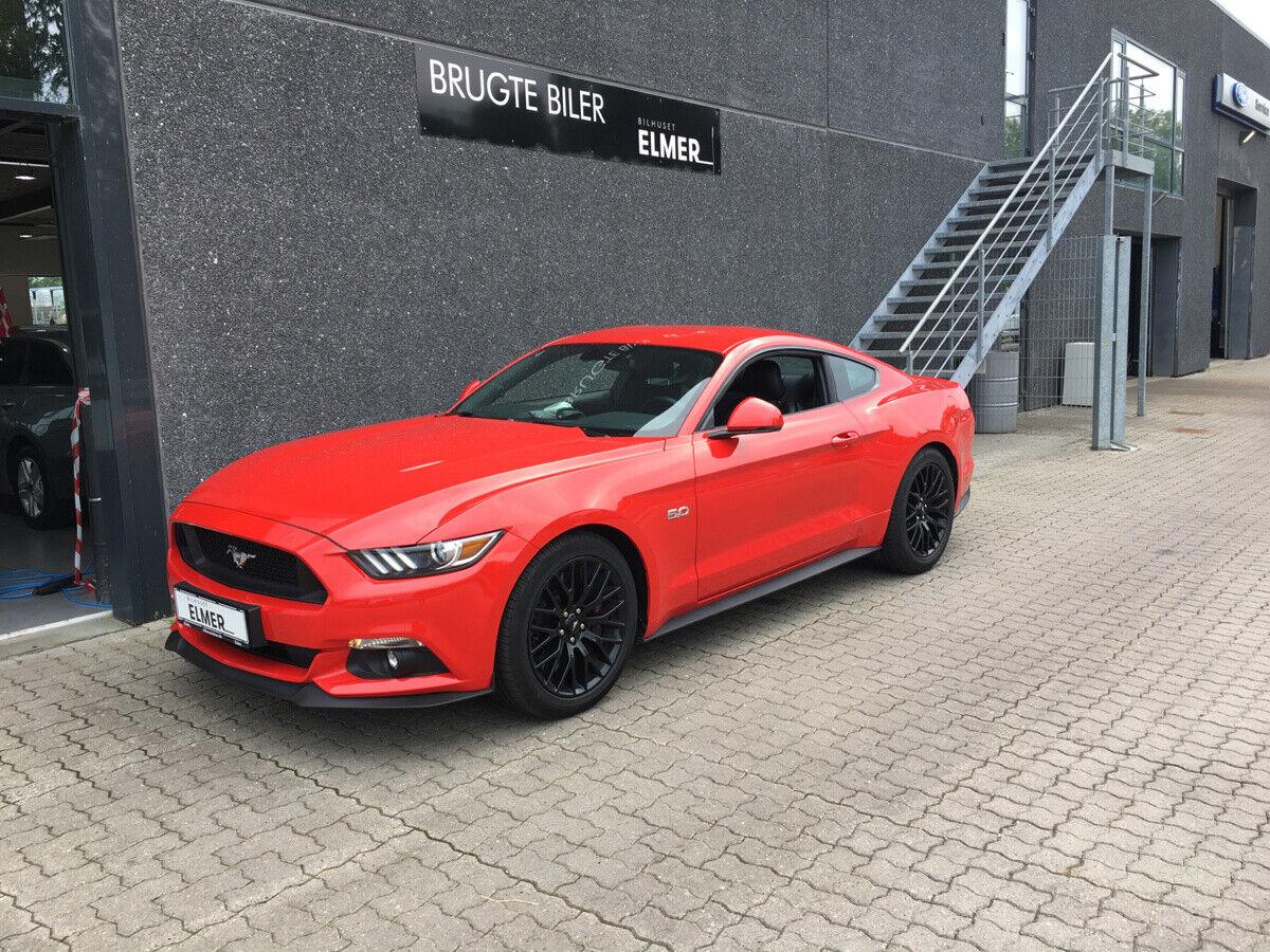 Ford Mustang 5,0 V8 GT Fastback aut. 2d
