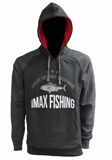 IMAX TUNA Hoodie   Hoody - All Sizes - NEW FOR 2018
