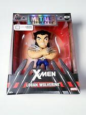 Marvel jada Wolverine Logan X-Men la cast metal figura lootcrate nuevo embalaje original