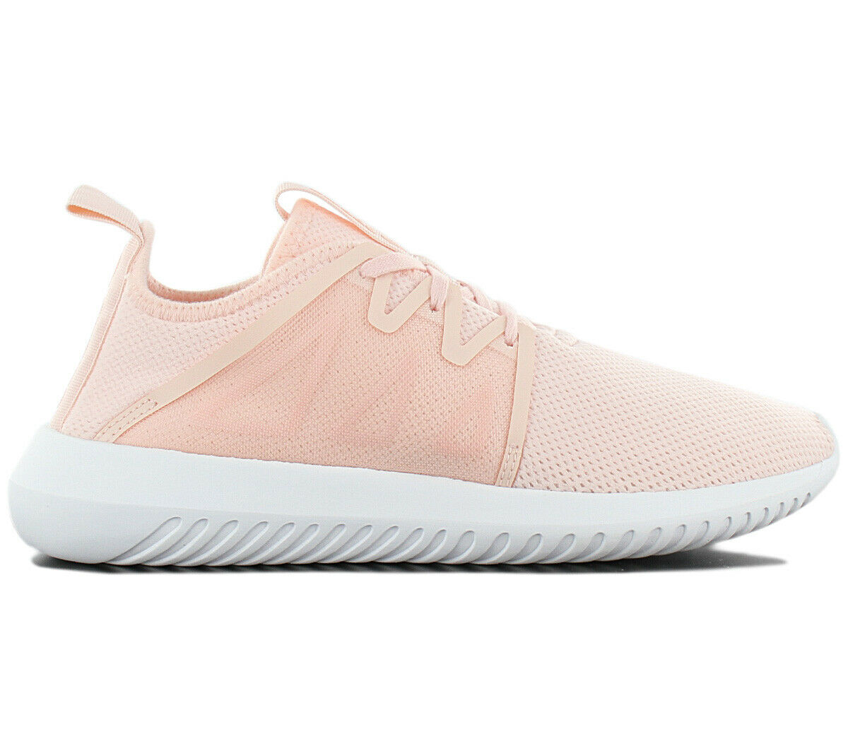 Adidas Originals Tubulaire Virale 2 W Chaussures Baskets pour Femmes BY2122 Rose