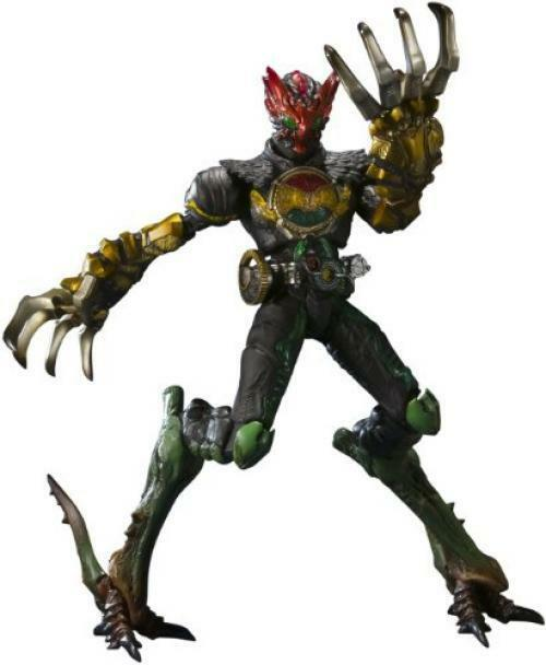 NEW S.I.C. Masked Kamen Rider OOO TATOBA COMBO Action FIgure BANDAI from Japan
