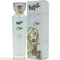 Bratz Cloe Marmol & Son Perfume For Girls 1.7 Oz / 50 Ml Edt Glitter Spray