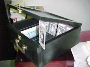 Card Storage Box For Graded And Ungraded Sport Cards Basketball Cards Psa Ebay