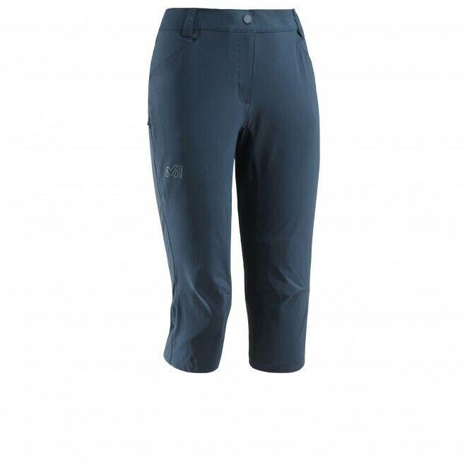 Millet Lady Trekker II Stretch 3/4 Pant  elastische leichte Damen Outdoorhose