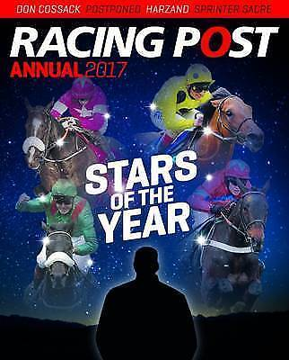 1 of 1 - Racing Post Annual 2017, Nick Pulford, Very Good condition, Book
