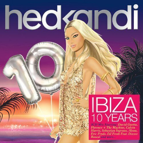1 of 1 - Various Artists - Hed Kandi: Ibiza 10 Years - Various Artists CD ZUVG The Cheap